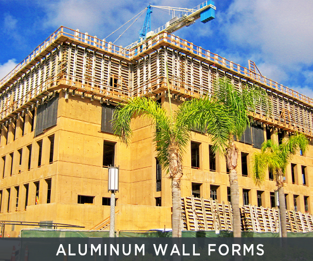 Aluminum Wallforms