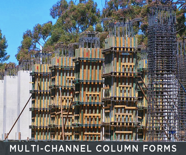 Multi-Channel Columns