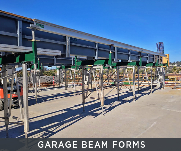 Parking Structure Beams
